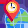 Localisation du fuseau horaire